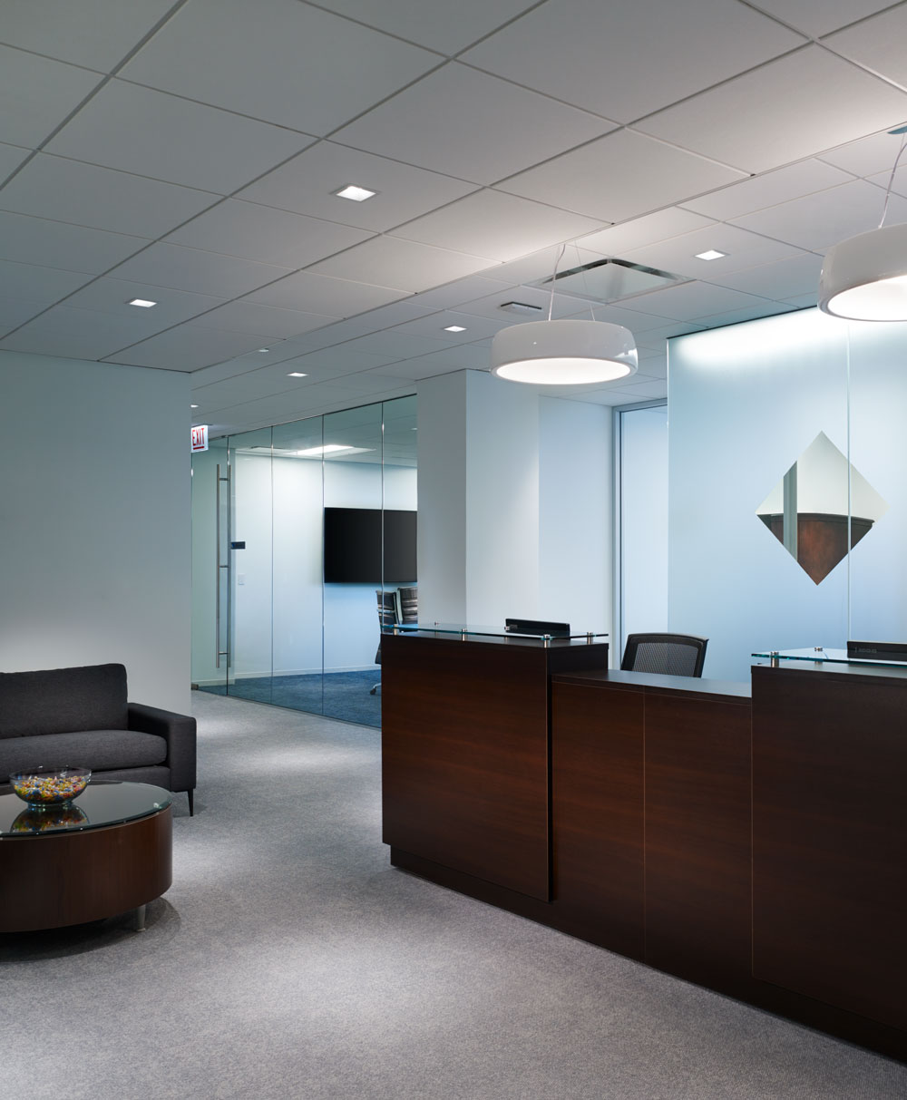 Confidential Investment Group Offices