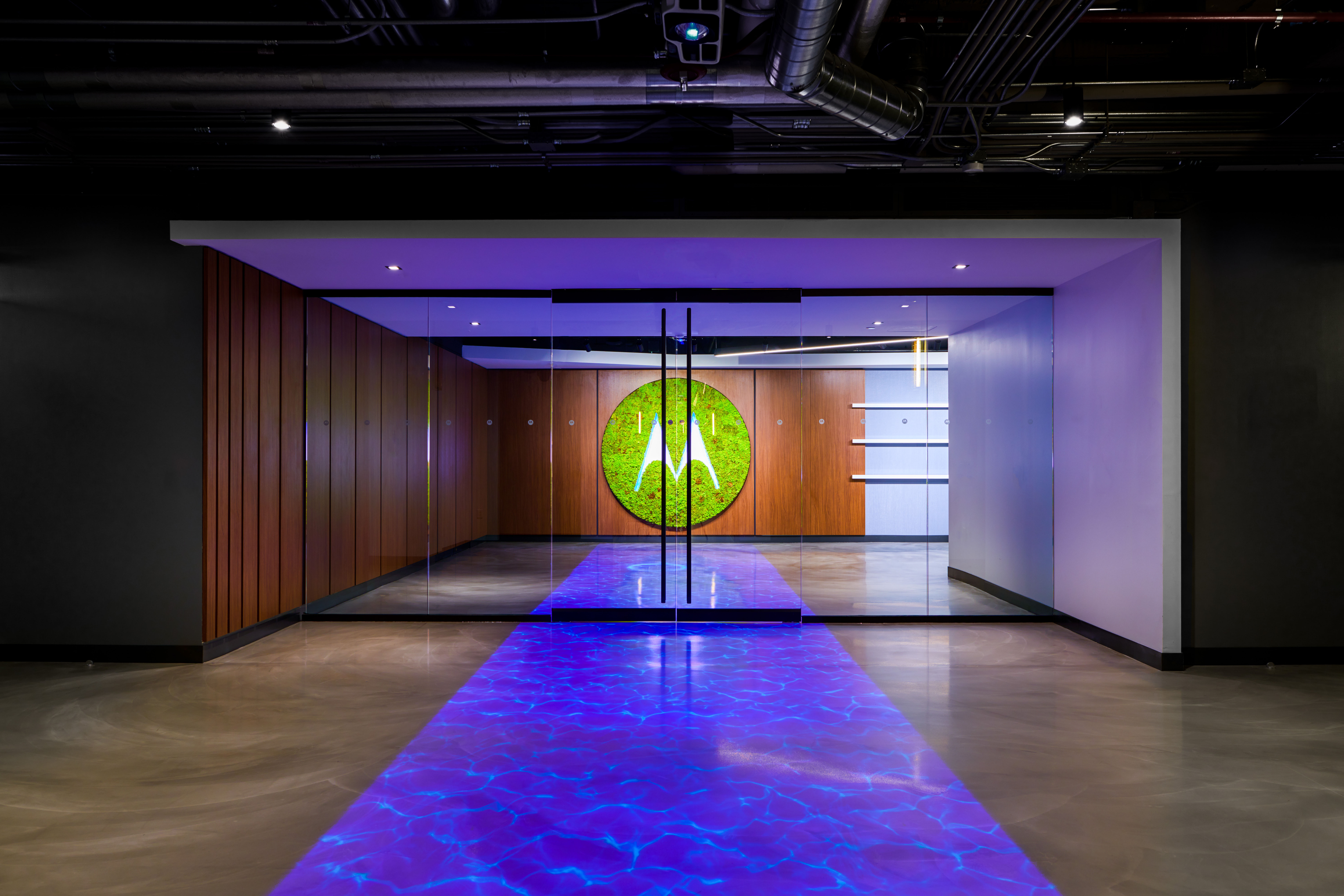 Motorola Customer Experience Center