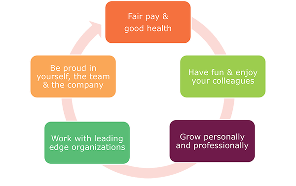 TransformAI Team Values