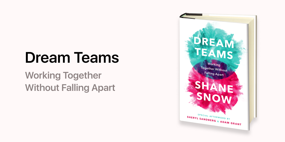 Lattice Book Report: Dream Teams