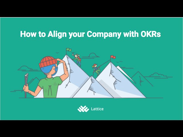 How to Align Your Company with OKRs