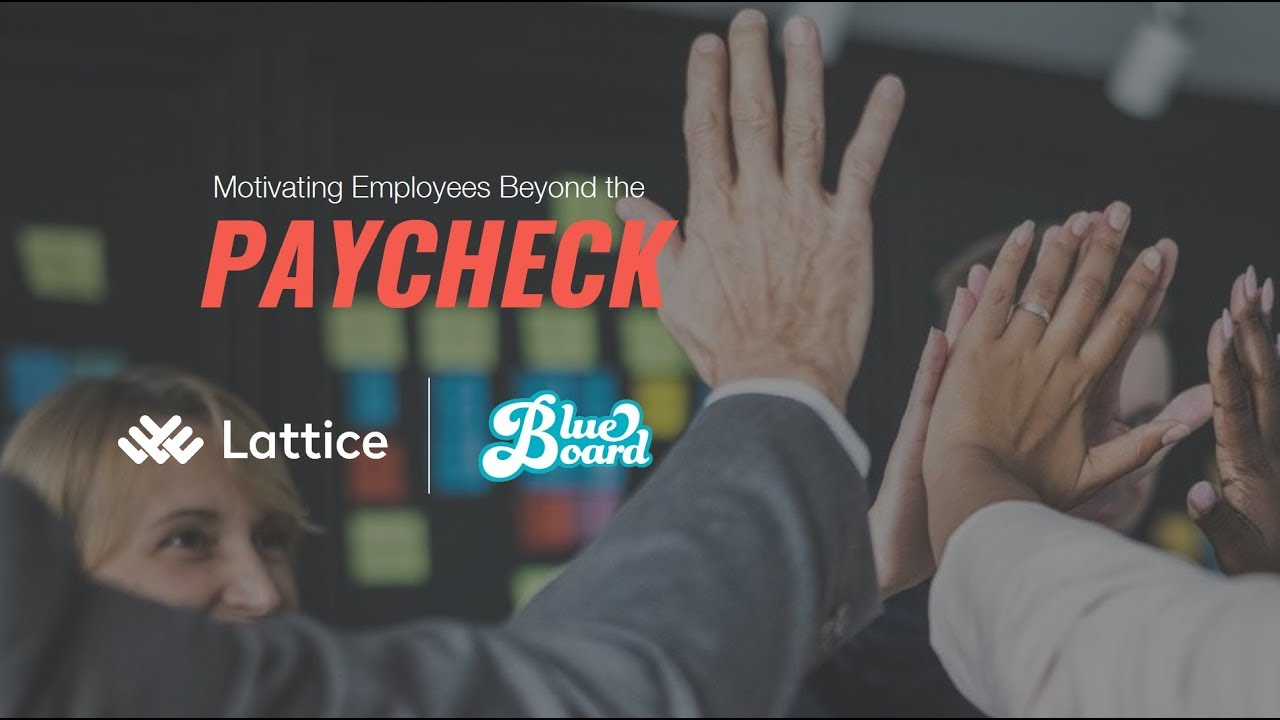 Motivating Employees Beyond the Paycheck