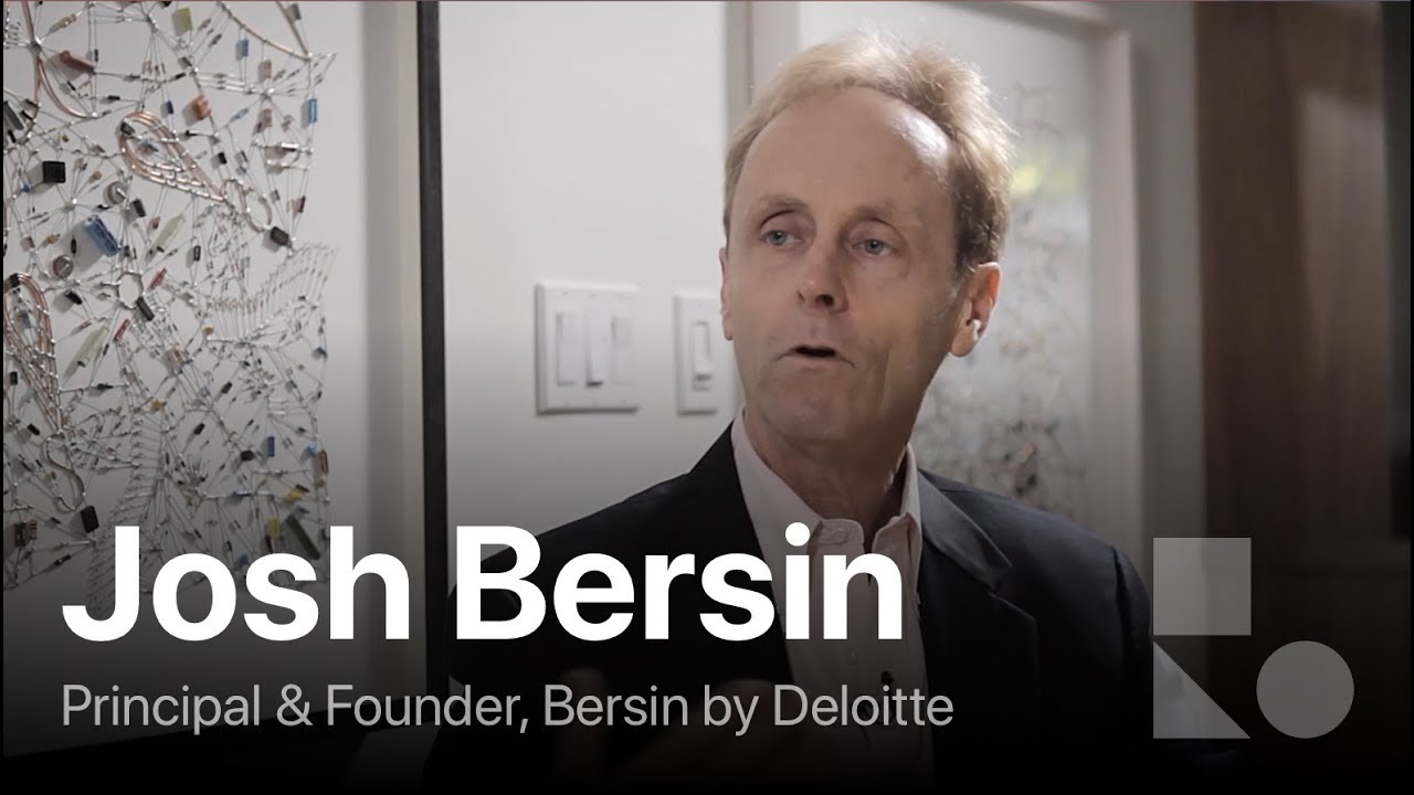 Josh Bersin: How HR has evolved over the past 10 years and what happens next