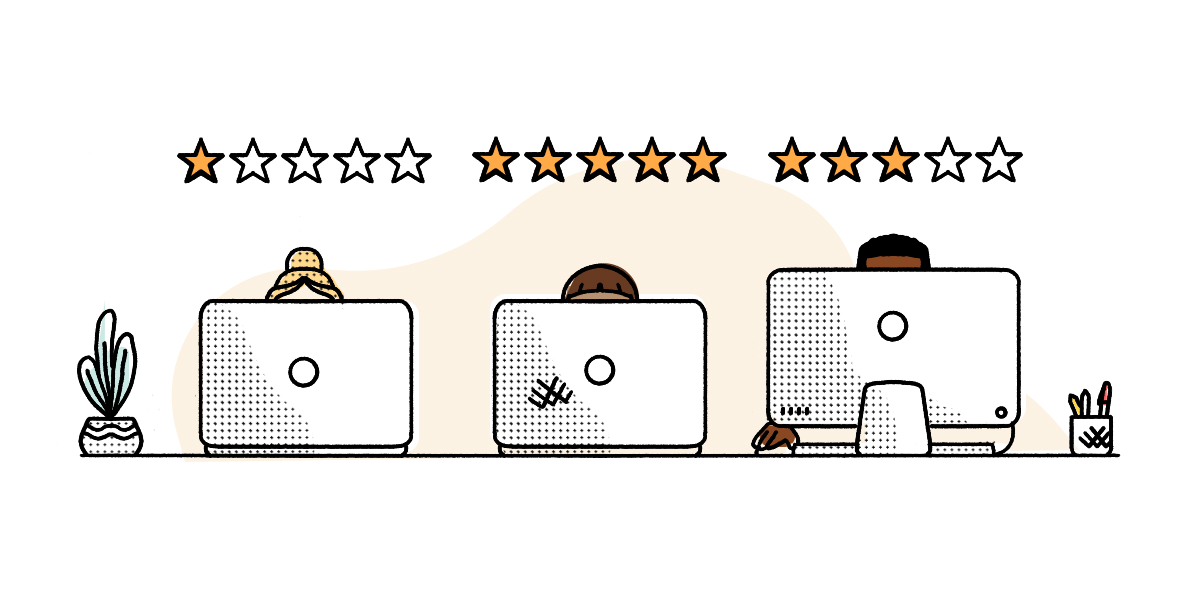 The Pros and Cons of Ratings in Performance Reviews