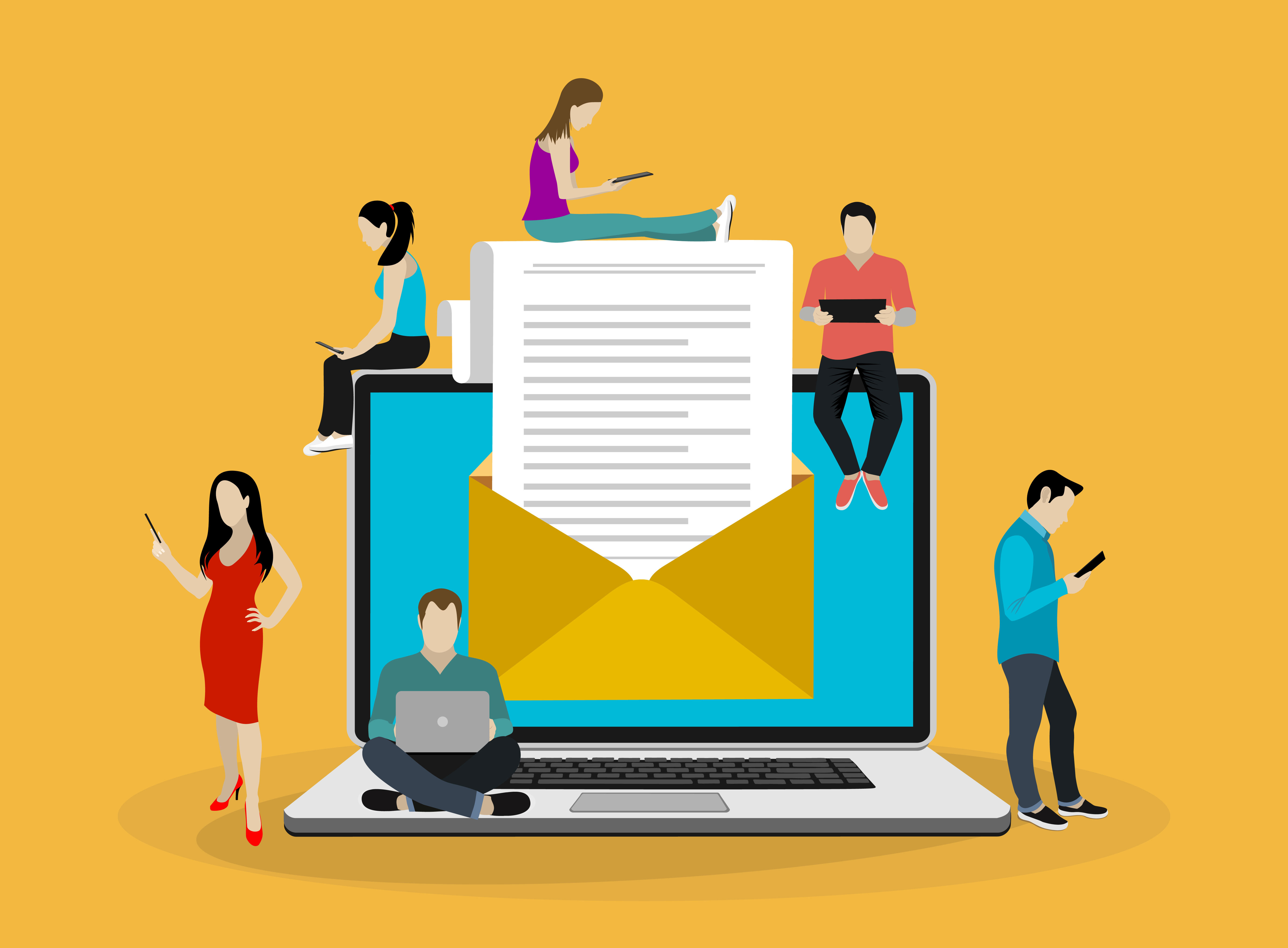 7 Tips for Writing Work Emails Like a Boss