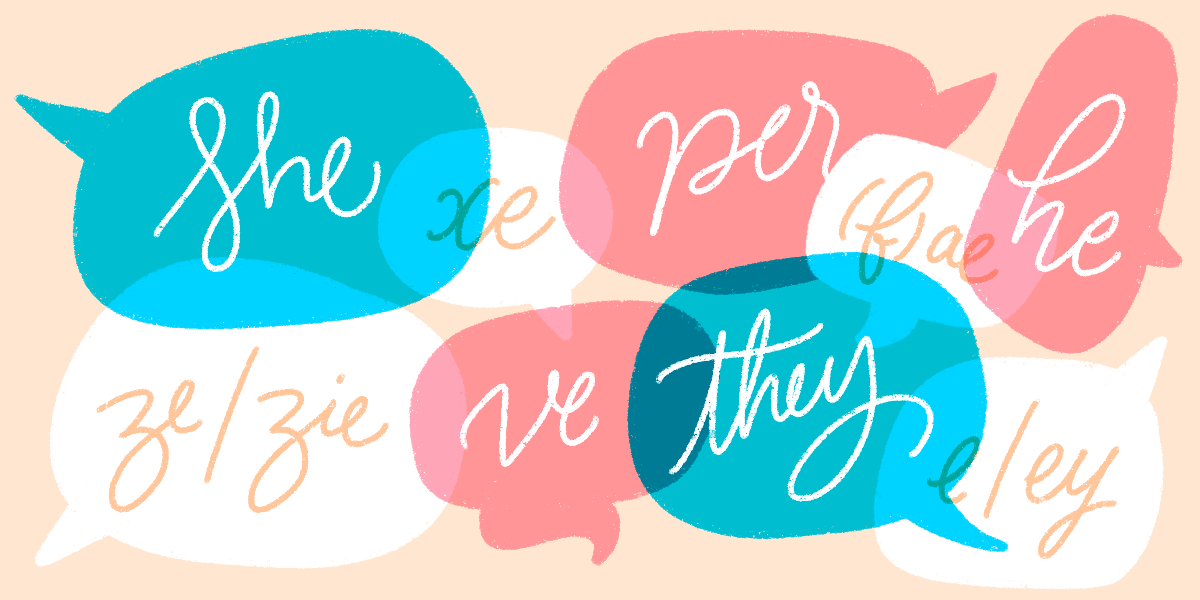 A Manager's Guide to Pronouns and Important Gender Terms