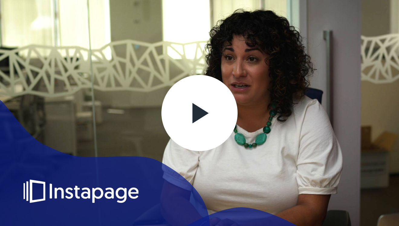 Custom Engagement Surveys Make Supporting Transparency Easy at Instapage