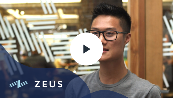 Marvin at Zeus Living Upholds Core Company Values with Lattice