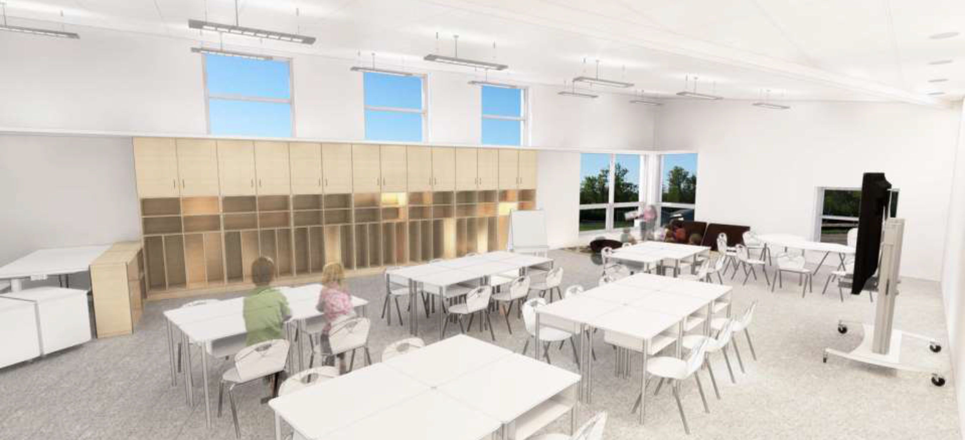 New Marshall Elementary School to Open in 2020
