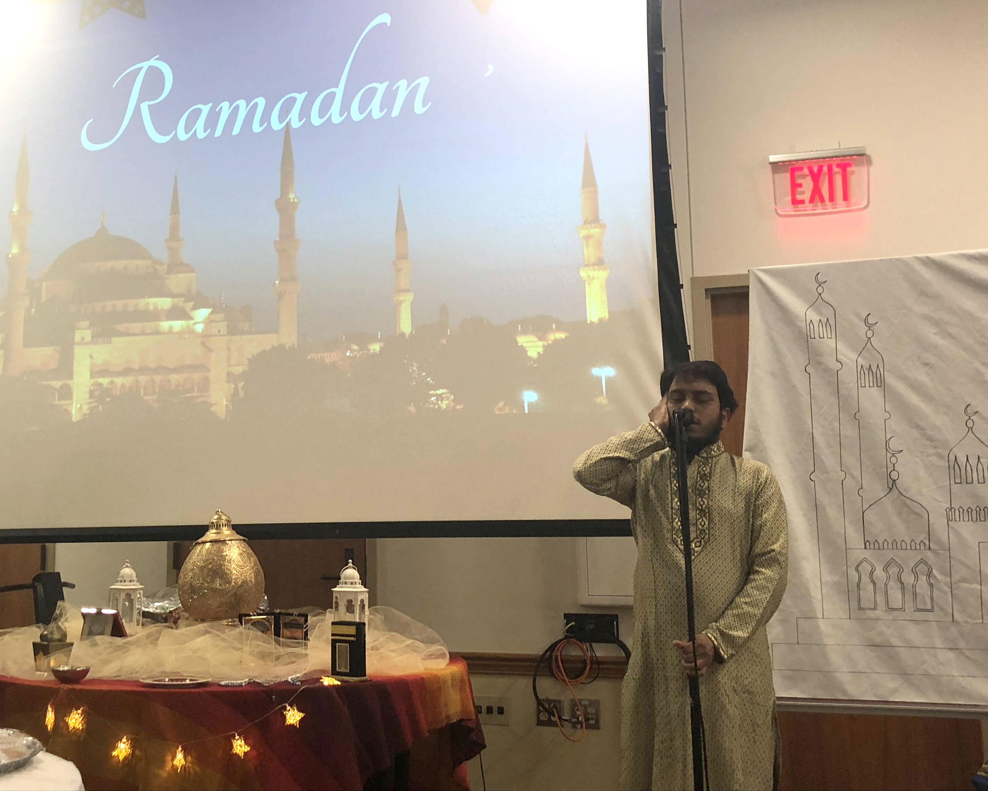 Sharing Ramadan Educates Community about Islamic Holiday