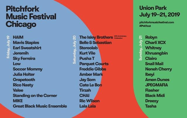 Image result for pitchfork music festival