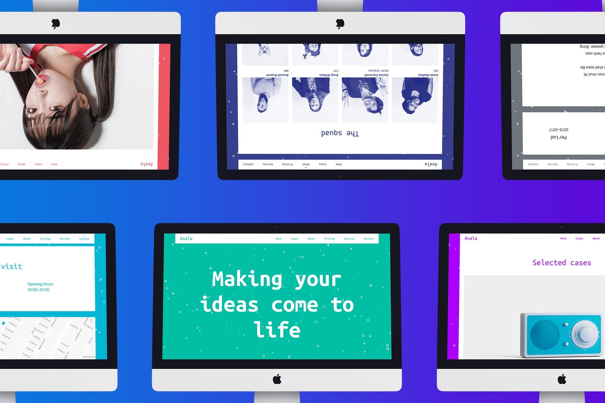 Xây dựng nội dung hình ảnh trong thiết kế website