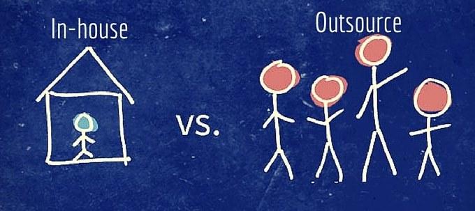 So sánh điểm khác nhau giữa Digital Marketing Agency và In-house team