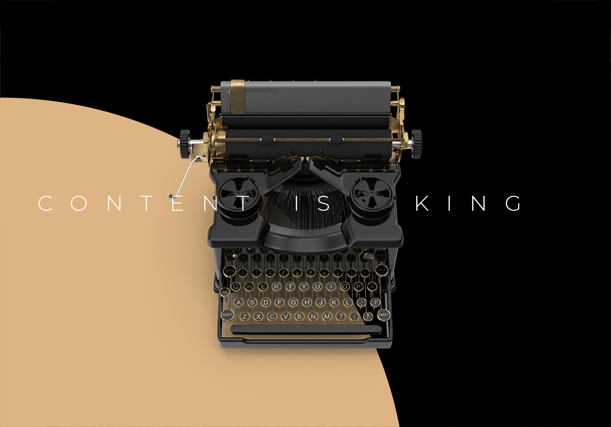 content is king website là gì