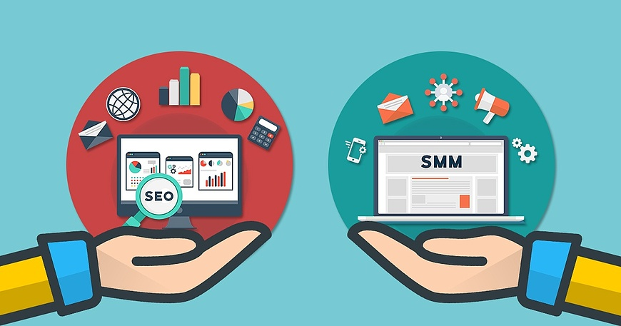 Lựa chọn Social Media Marketing hay SEO cho doanh nghiệp mình
