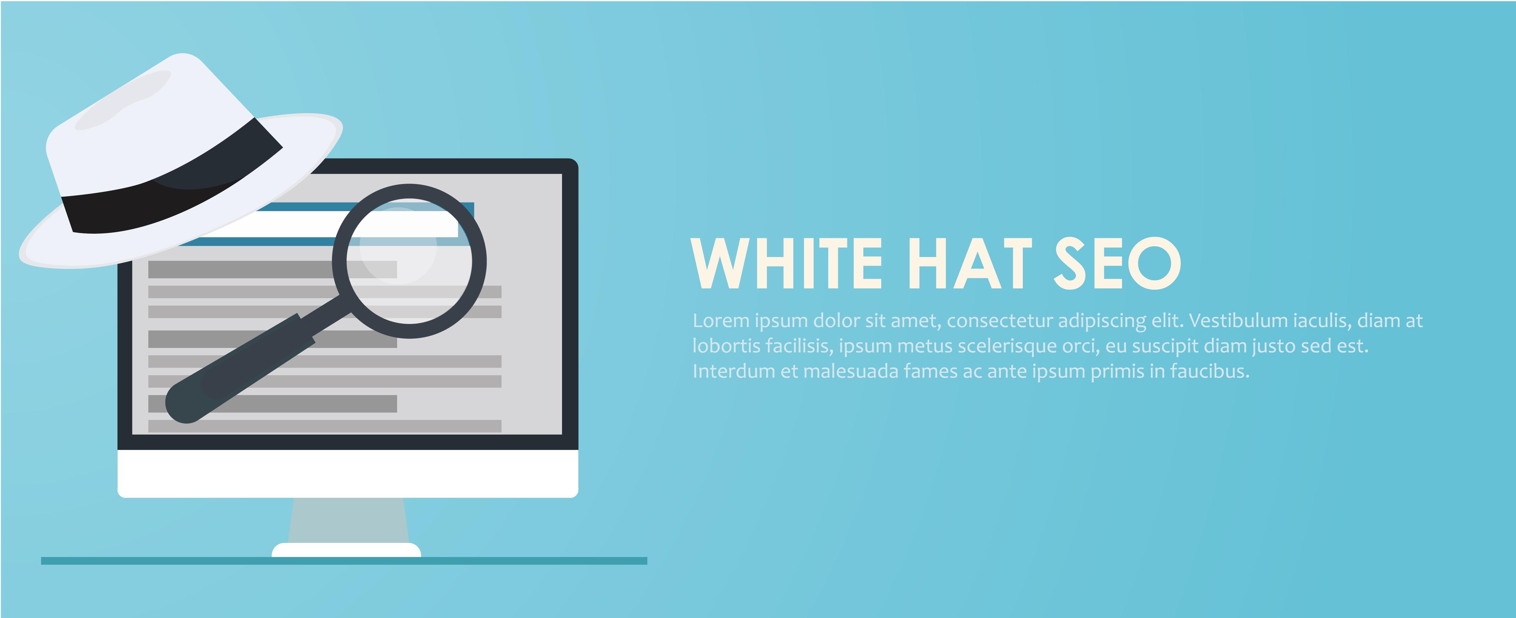 Seo mũ trắng, tầm nhìn xa cho chiến lược phát triển lâu dài seo