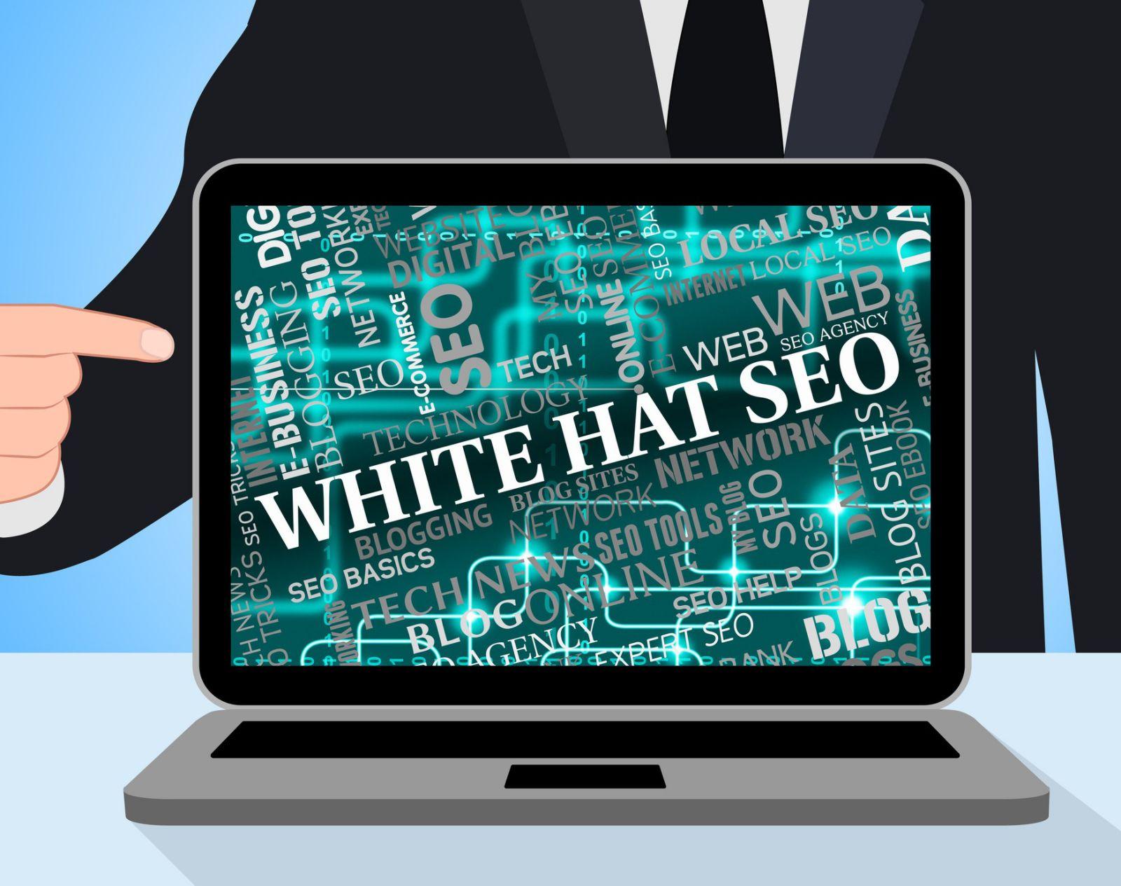 SEO mũ trắng - Làm sao để tuân thủ luật chơi mà vẫn đạt thứ hạng cao?
