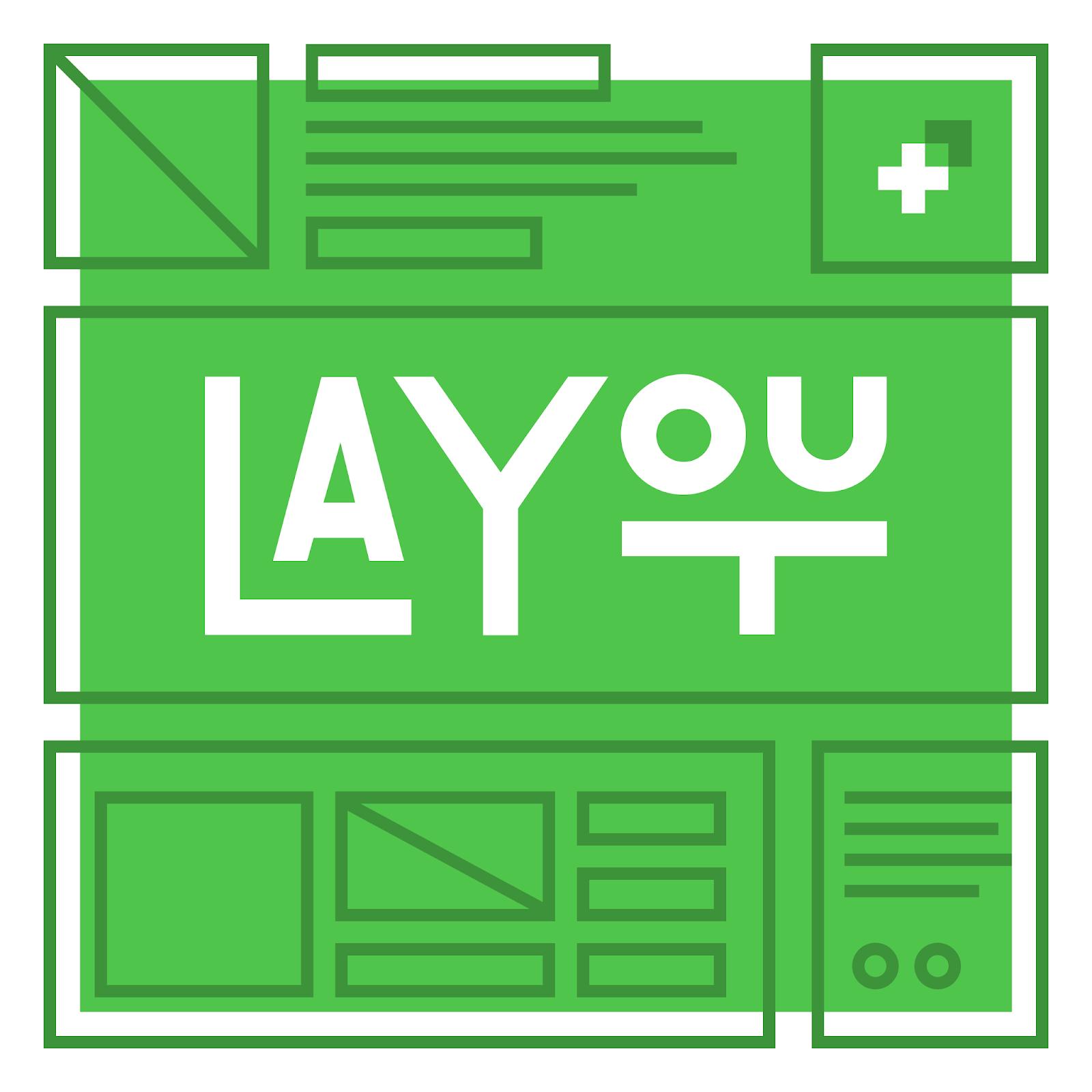 thiết kế website đẹp layout