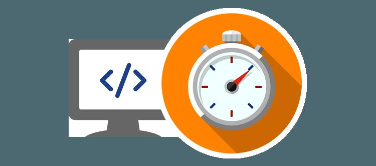 thiết kế website đẹp load speed