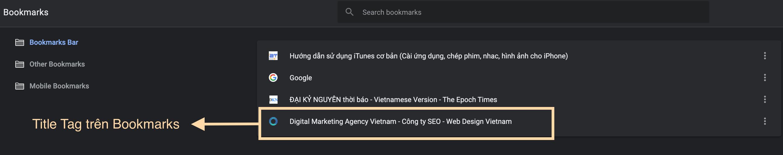 seo onpage title tag bookmarks