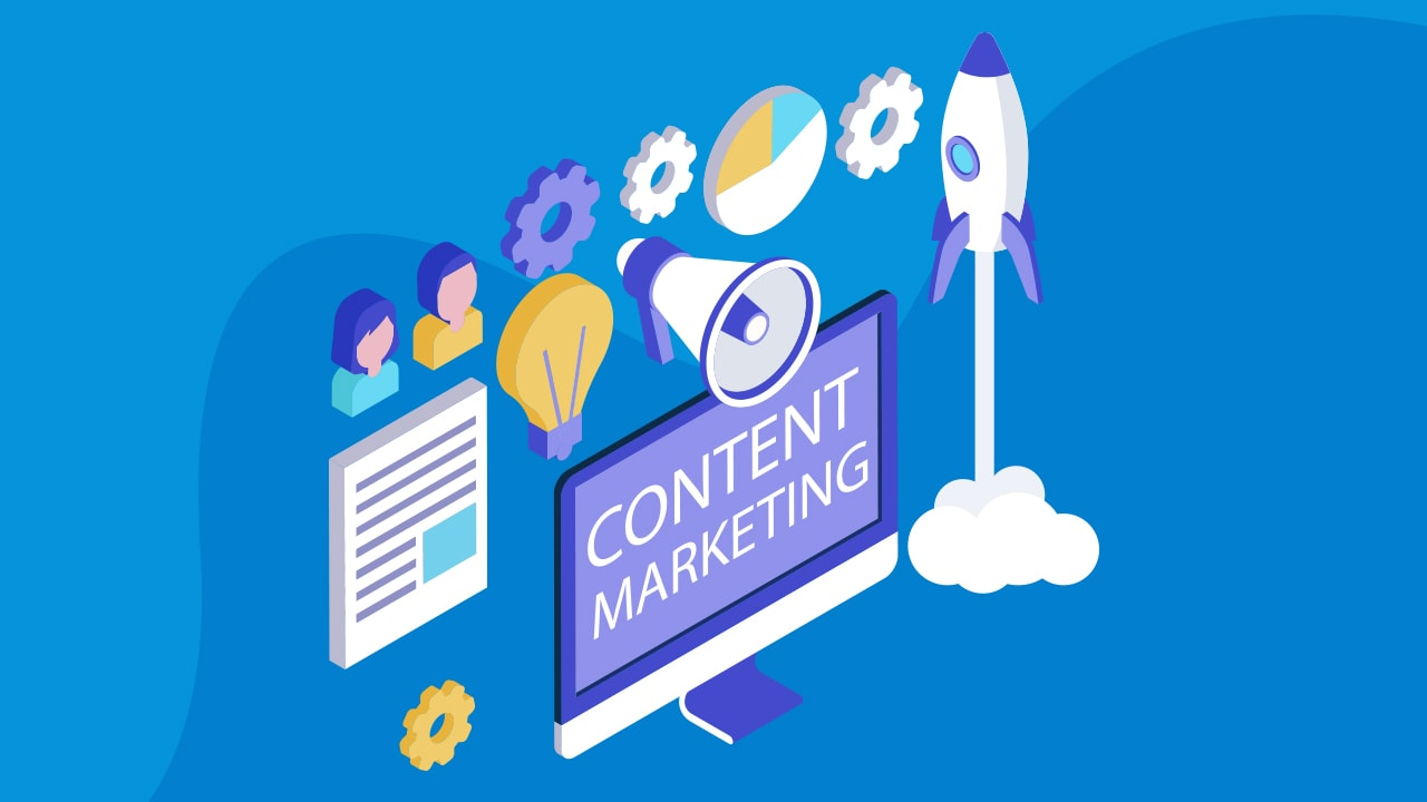 digital marketing content