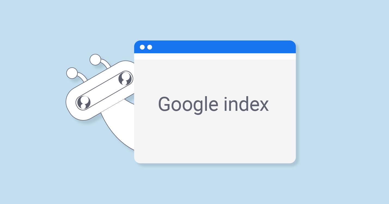 seo la gi google index