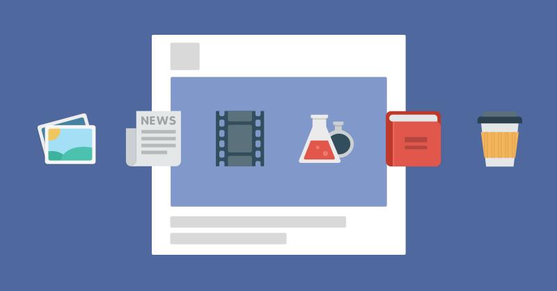 sản phẩm nào được quảng cáo facebook ads