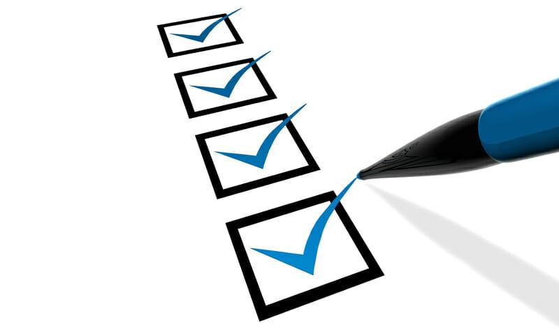 website chuẩn seo checklist