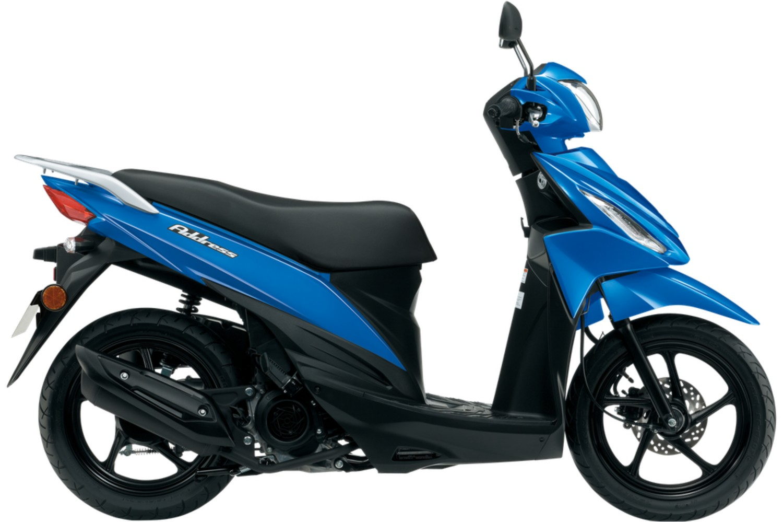Suzuki UK 110 Address