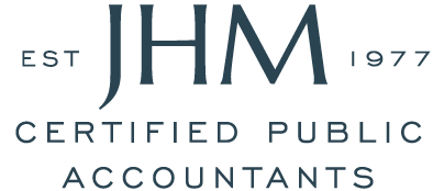 JHM Certified Public Accountants Logo