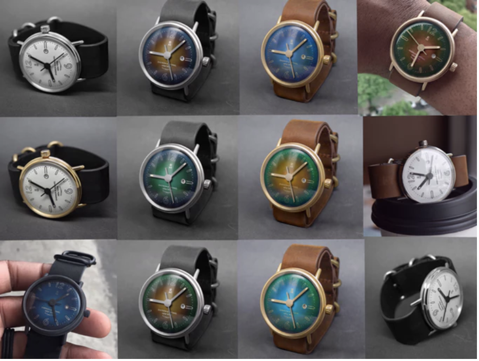 watch prototypes