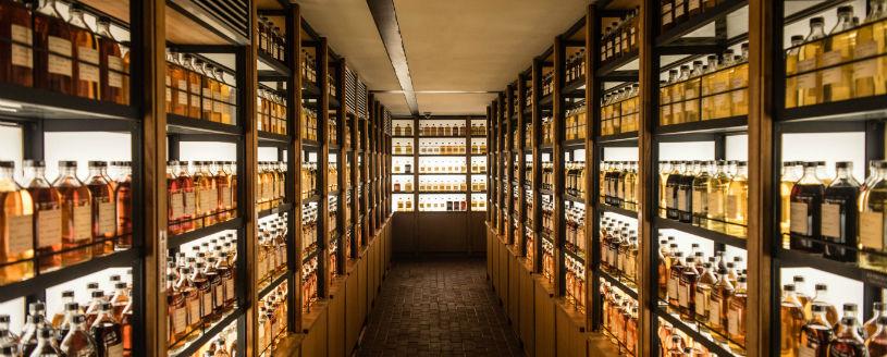 whisky alcohol company