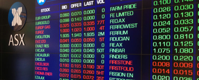 australian stock exchange back door listing