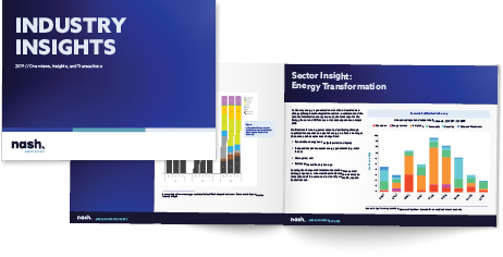 Sample industry insight brochure