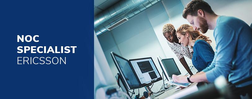 Ericsson Noc Specialist Job Description Skills Salary Fe
