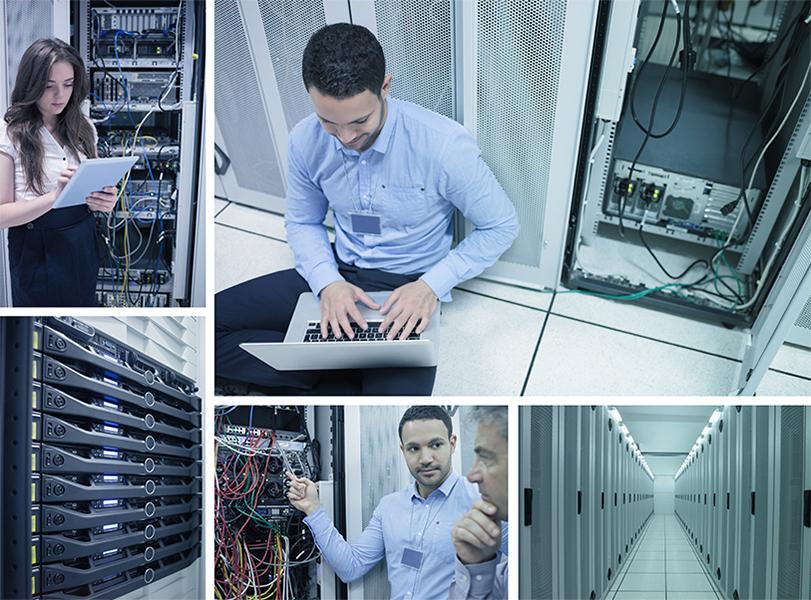 Server Repair Technician Duties