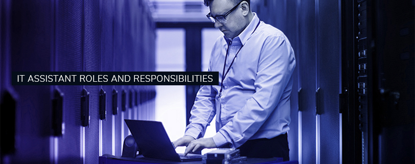 IT Assistant Roles and Responsibilities