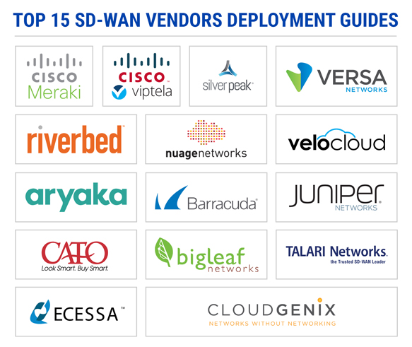 Top 15 Sd Wan Vendors Companies Field Engineer