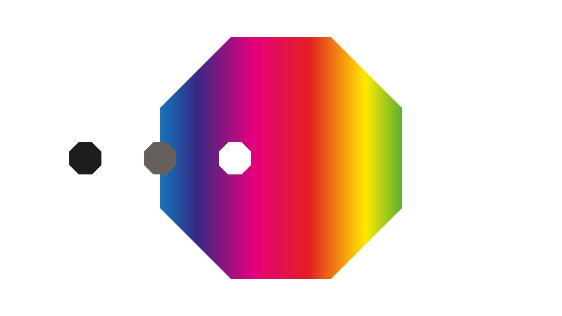 Teaterets fargepalett