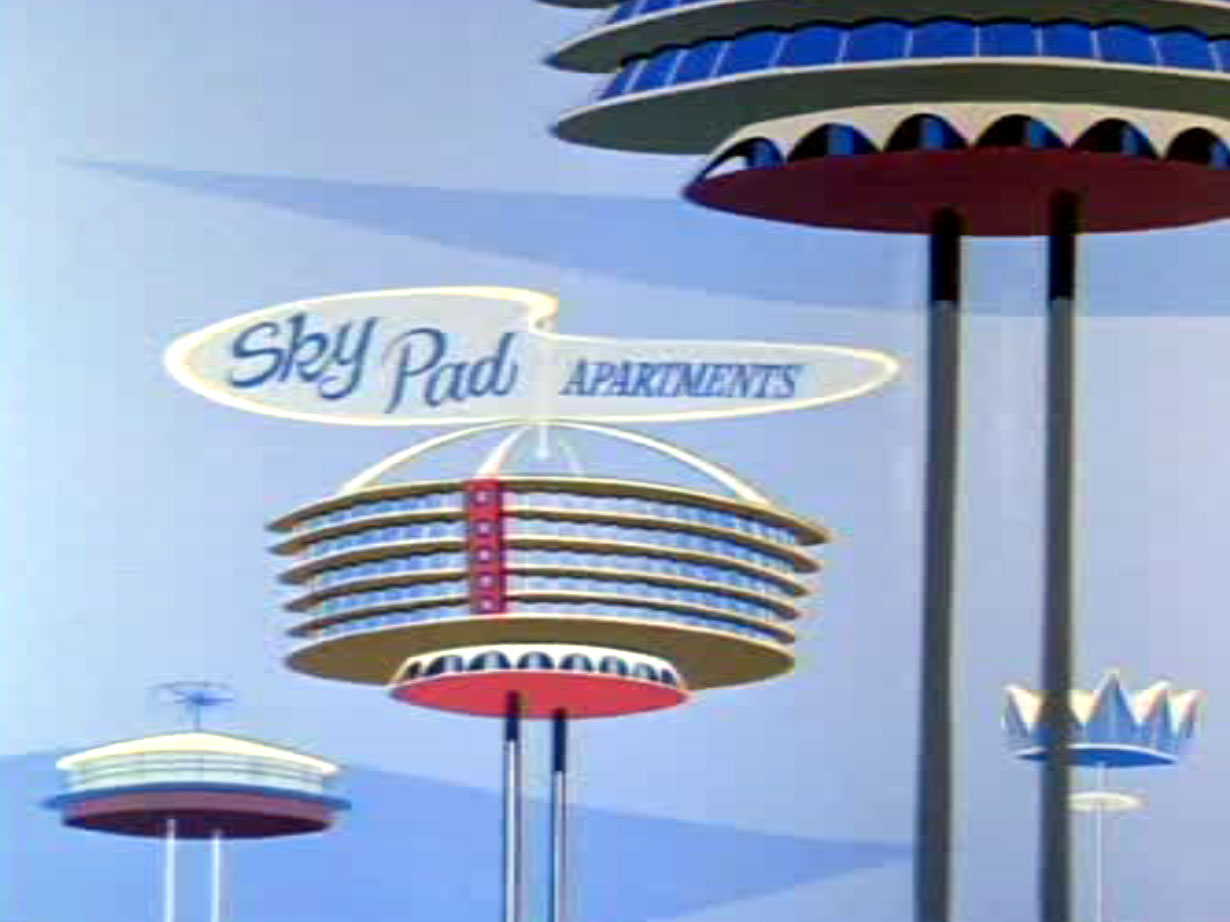 Jetsons Sky Pad Apartments