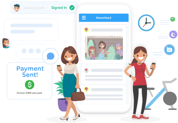 App enables parents to engage with child care facility anytime, anywhere