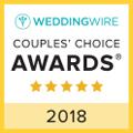 WeddingWire Couple's Choice 2018