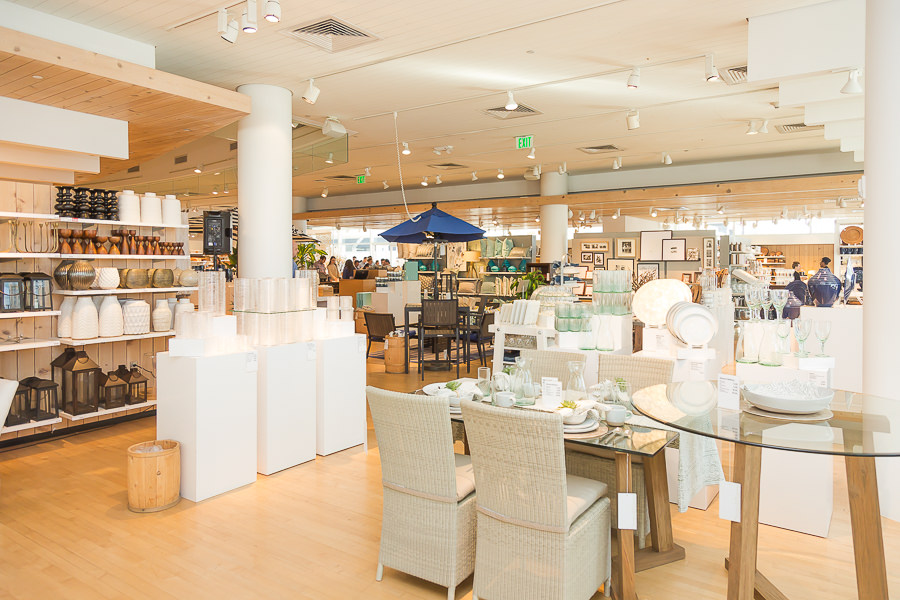 The Crate Wedding showcase event at Crate and Barrel in Highland Village