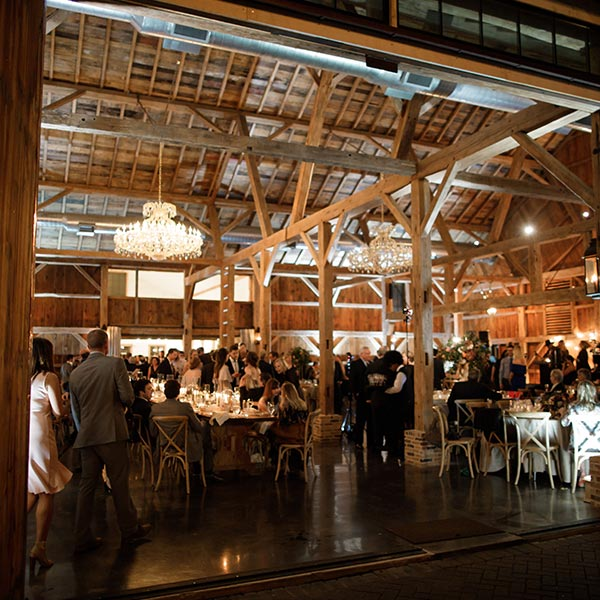 A beautiful event at Beckendorff Farms