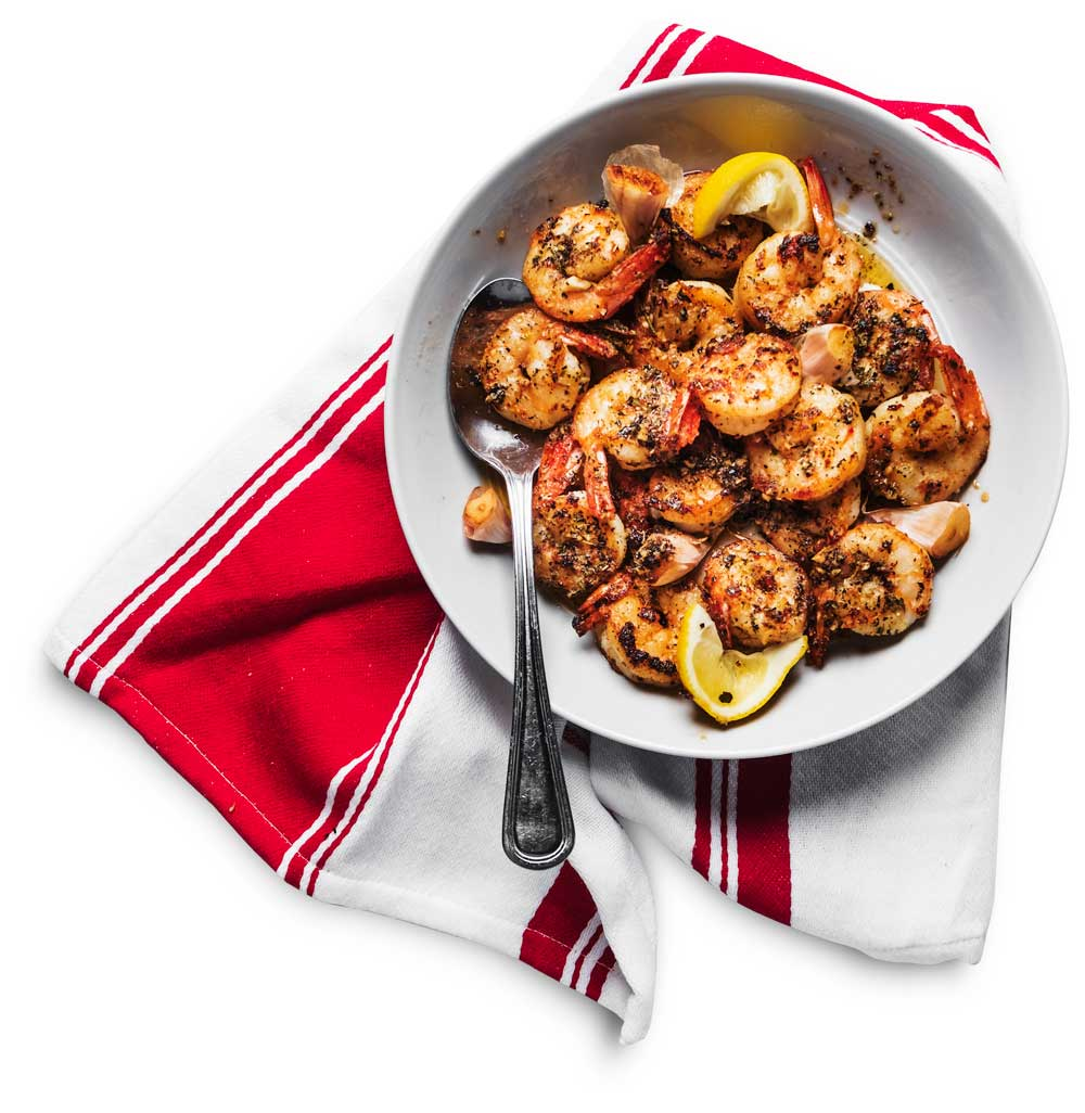 Spanish Shrimp Gambas al Ajillo