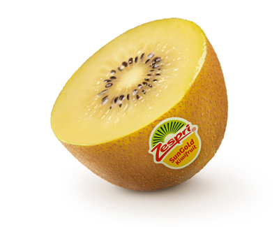 Zespri Sungold Grown with Southern Cross Horticulture, Zespri G3 Sungold kiwifruit in New Zealand