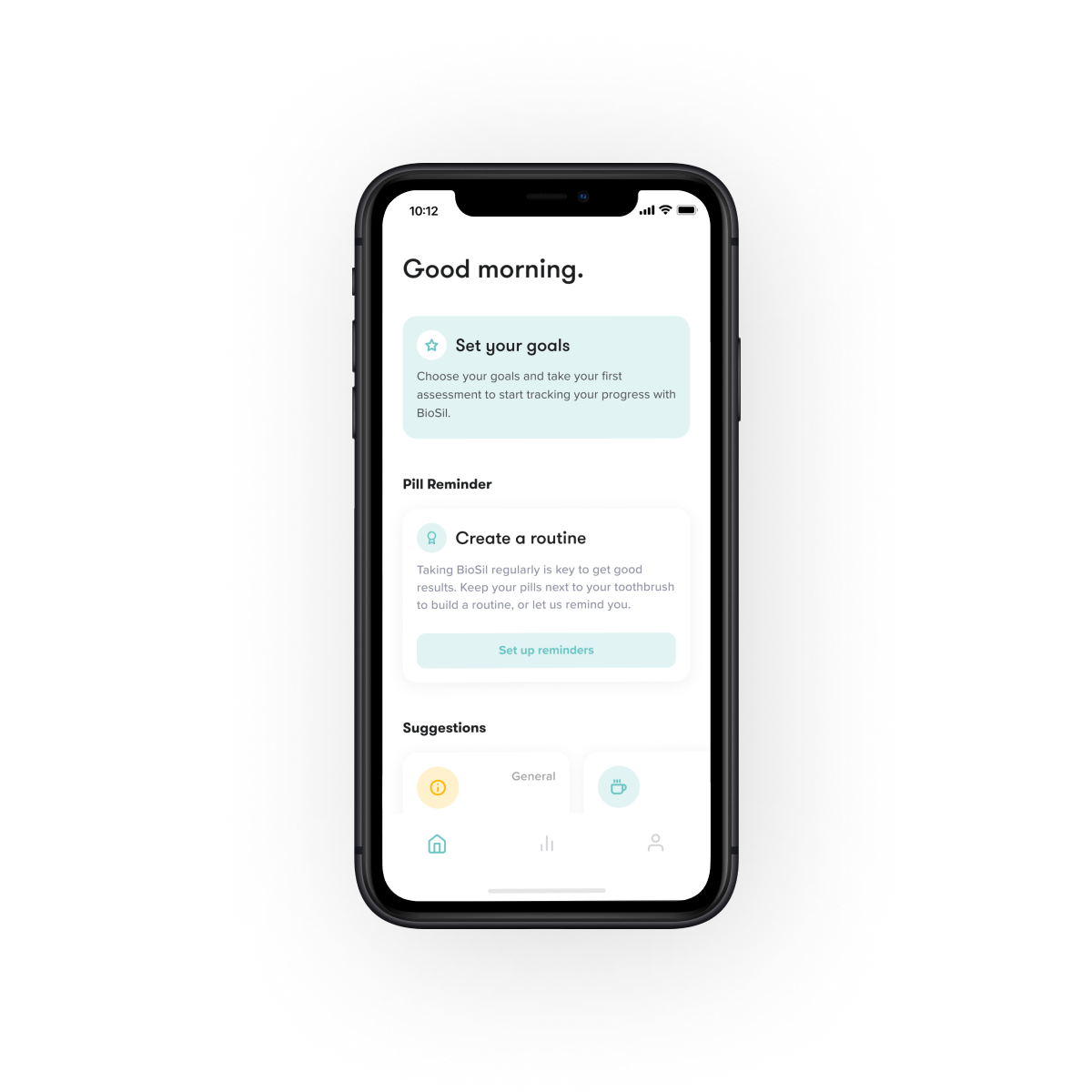 A personal companion app, built to keep users close.