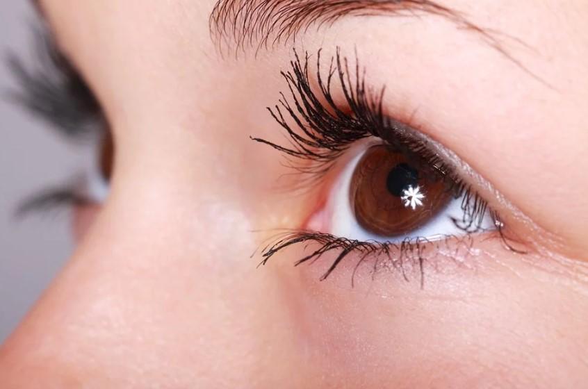 Figura 1: Os cílios protegem os olhos. (Fonte: Pixabay)