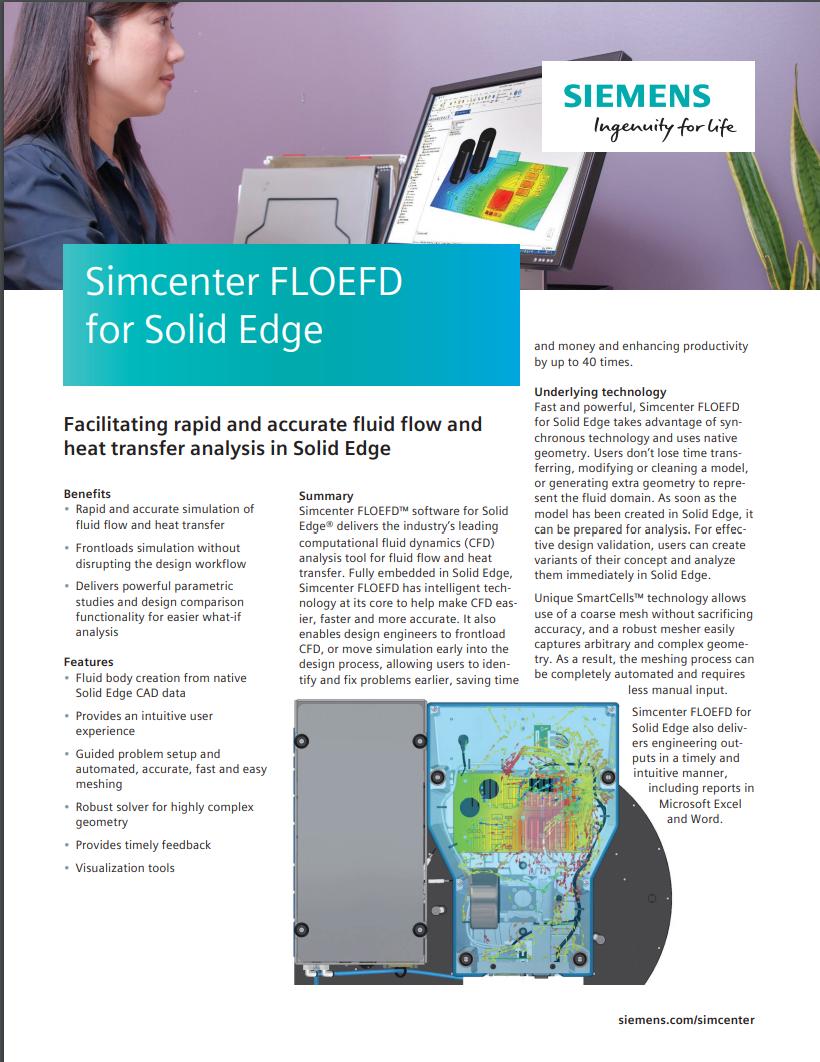 FLO efd brochure image