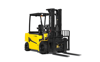 Now Offering Hyundai Forklifts!